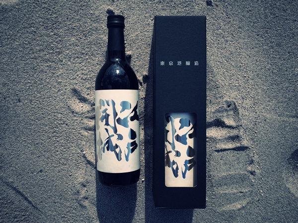 東京港醸造の江戸開城