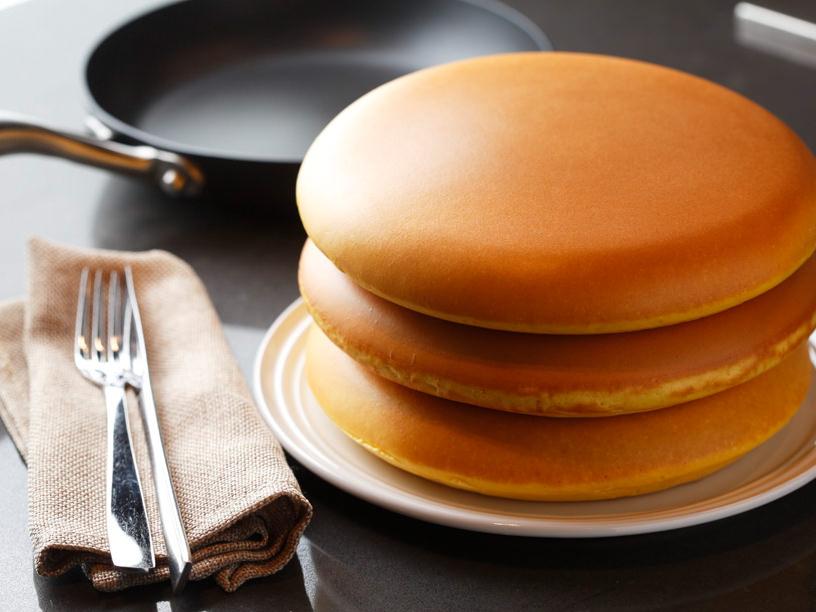スキャンパンとパンケーキのイメージ