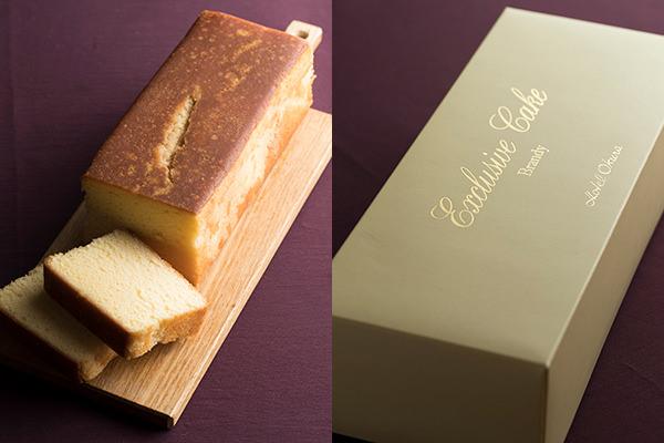 ホテルオークラ ブランデーケーキ