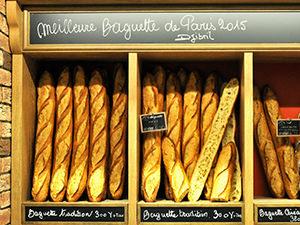 ル・グルニエ・ア・パンのバゲットのイメージ