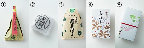 京都の銘菓