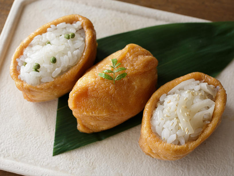 いなり寿司のイメージ
