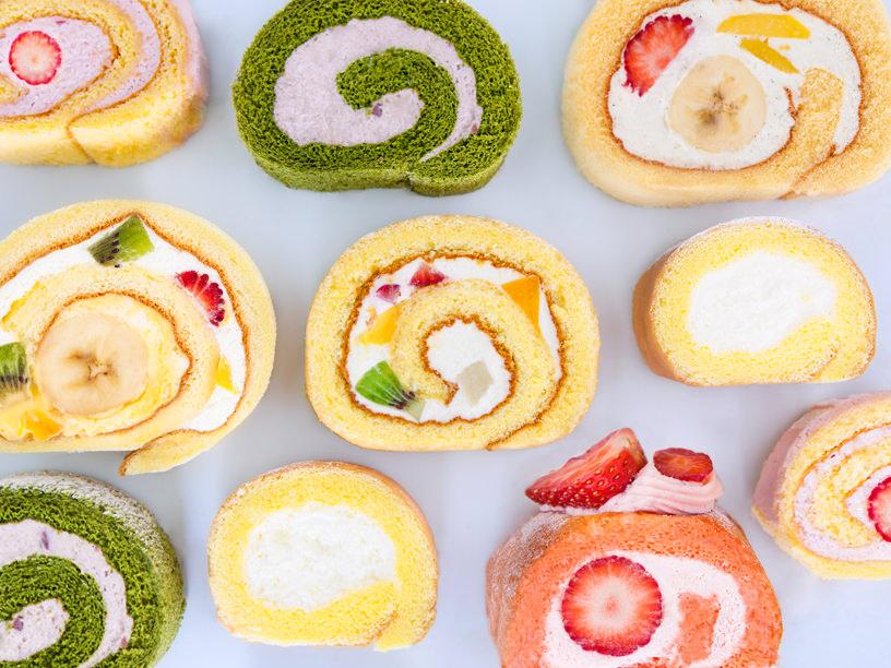ロールケーキのイメージ