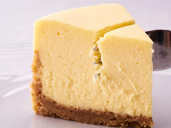 バニラ風味のクリームチーズ