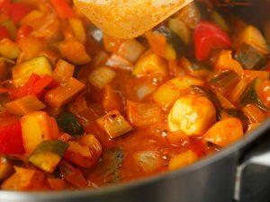 ラタトゥイユの作り方~トマトペーストの濃厚なうまみで、プロの本格的な味に