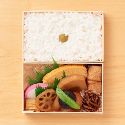 日本橋弁松総本店の並六 白飯
