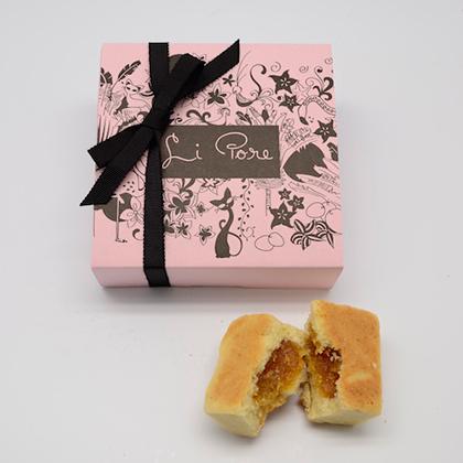 リーポールのパイナップルケーキ