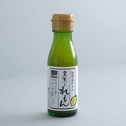 ISETAN MITSUKOSHI THE FOODの紀州産 里薫るれもん果汁