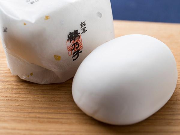 石村萬盛堂の鶴乃子