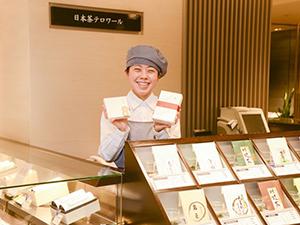 日本茶テロワールの名城麻里子さん