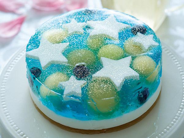リーポールのラピスゼリーケーキ