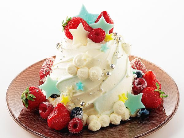 ロリオリ365 by アニバーサリーの七夕ケーキ