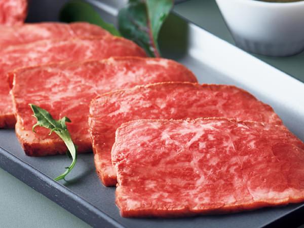 I's MEAT SELECTIONの鹿児島県産和牛 薩摩黒牛ローストビーフ