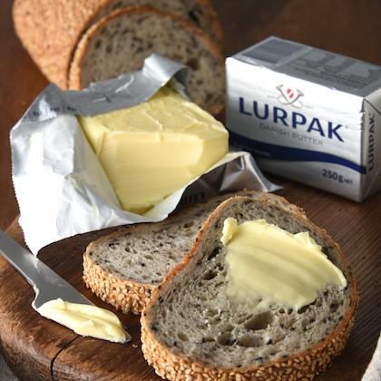 デンマークバター