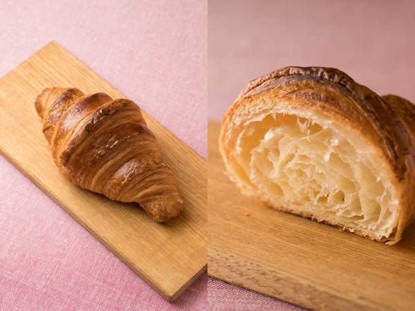 アンデルセンの発酵バターのクロワッサン