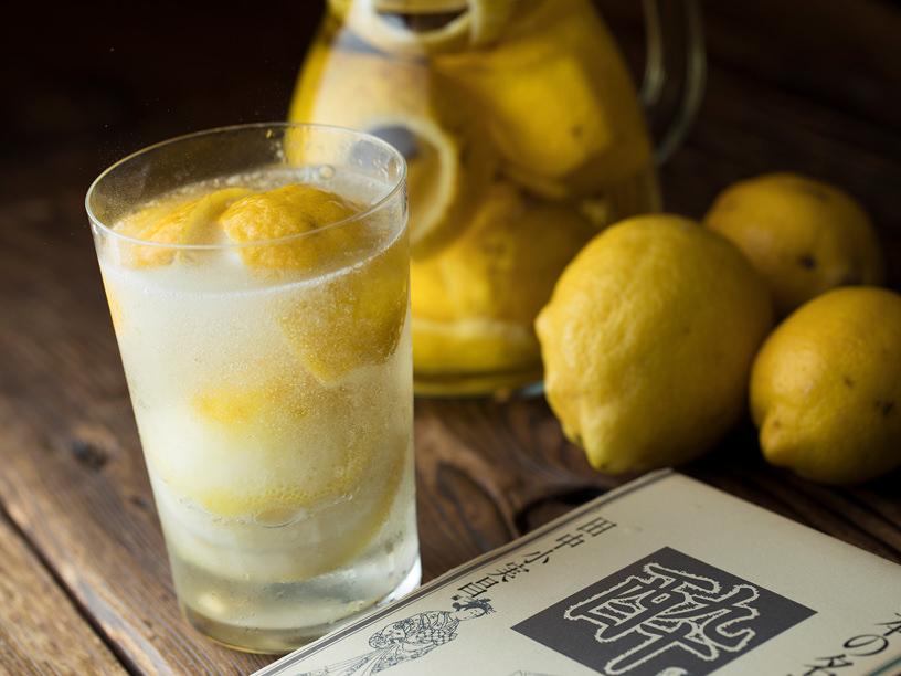 レモンサワー専門店直伝!絶品レモンサワーの作り方