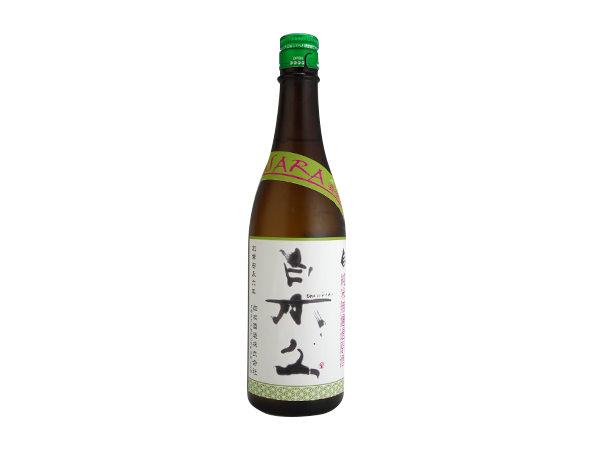 白杉酒造 白木久 純米無濾過原酒 BASARA