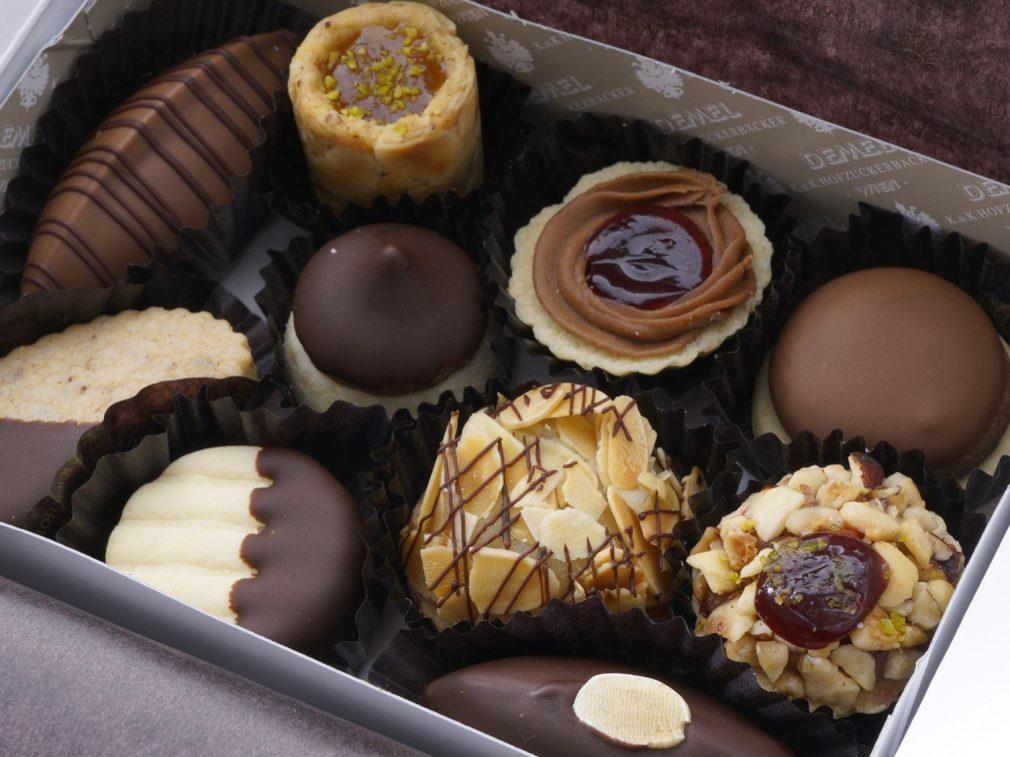 デメルの生クッキーのイメージ