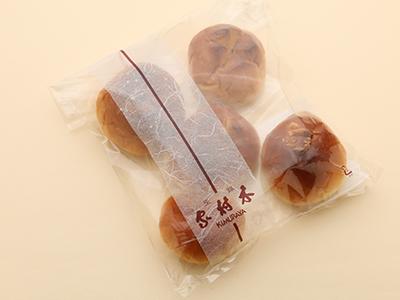 銀座木村家の酒種 伊勢丹五色のパッケージ