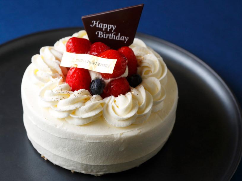 アンリ・シャルパンティエのザ・ショートケーキ