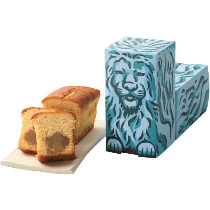 小布施堂の栗かのこケーキ ライオン