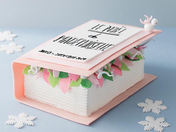 マドモアゼル CのOnce upon a cake