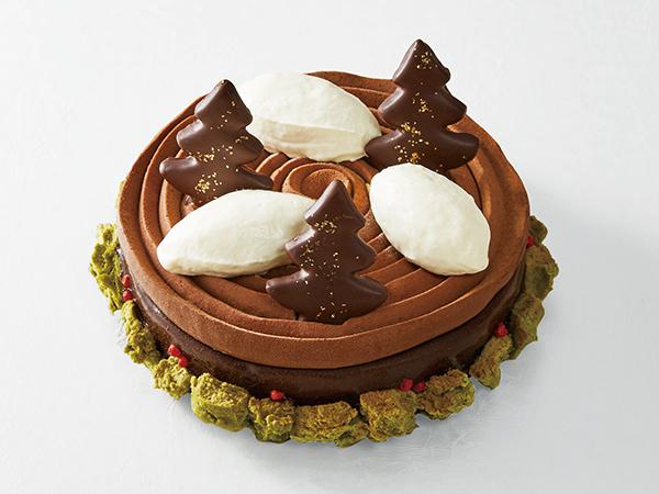 パッション ドゥ ローズのショコラ フォレ