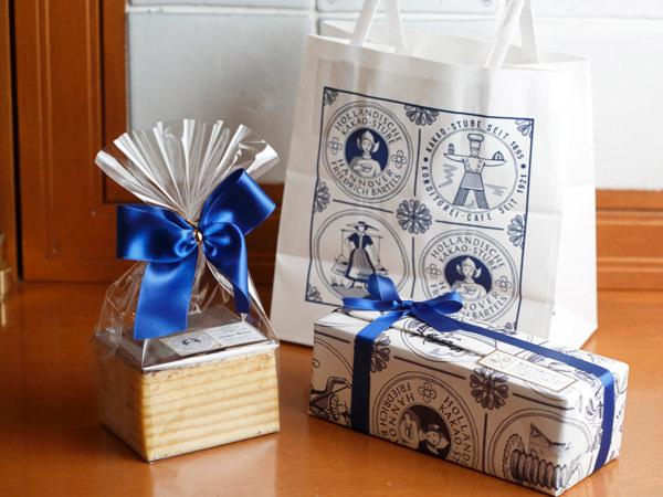 ホレンディッシェ・カカオシュトゥーベのバウムリンデのパッケージ
