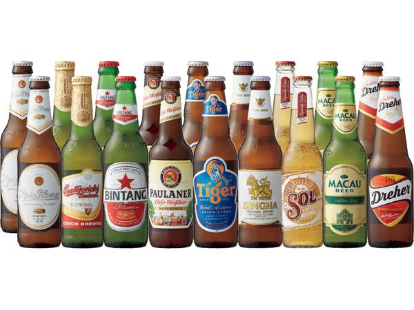 世界のビールセット