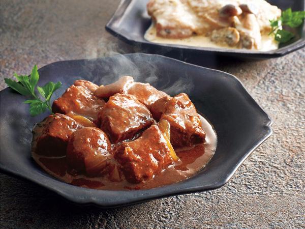 ケーファーの牛肉と鶏肉のラグー詰合せ