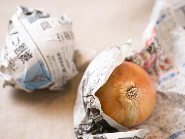 玉ねぎの保存法