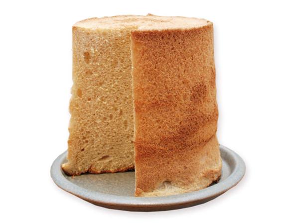 フレイバーのメイプルシフォンケーキ