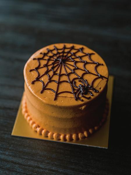 ベイクドのBAKEDケーキ ハロウィン