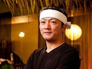 博多もつ鍋 ジパングのオーナーシェフ堀辺浩三さん