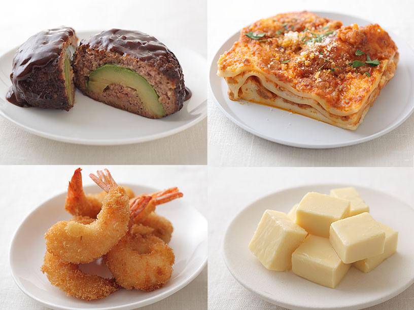 お惣菜のイメージ