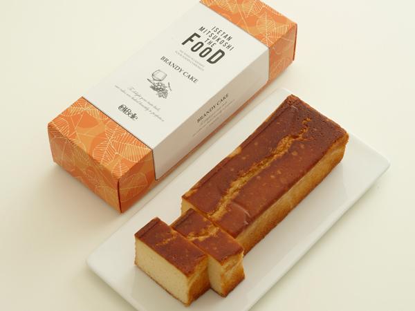 ISETAN MITSUKOSHI THE FOODのシベール ブランデーケーキ