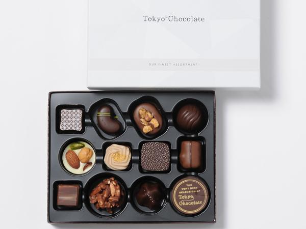 トーキョーチョコレートのトーキョーチョコレートボックス