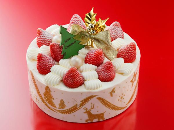 アンリ・シェルパンティエのノエル・ザ・ショートケーキ