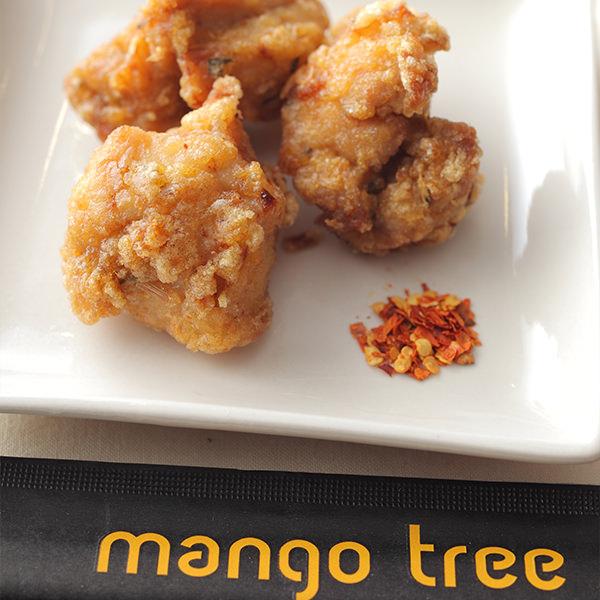 マンゴツリーデリのトムヤムチキン
