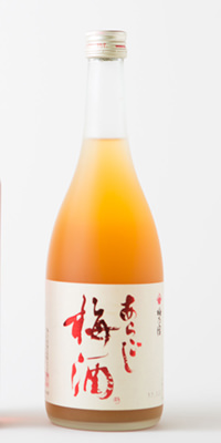 梅乃宿のあらごし梅酒のイメージ