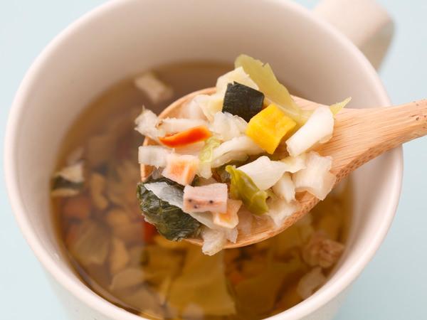 スープ・煮物・サラダなど用途はさまざま