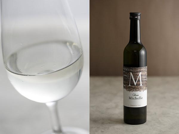 伴野酒造のボー・ミッシェルの中身と瓶