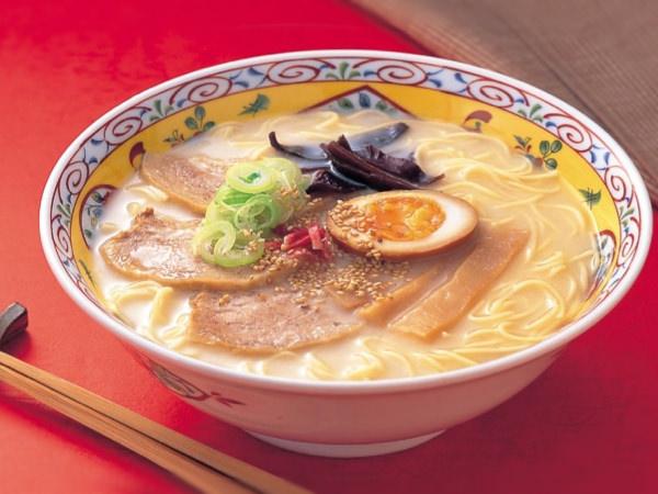 伊之助製麺のNewとんこつラーメンのイメージ