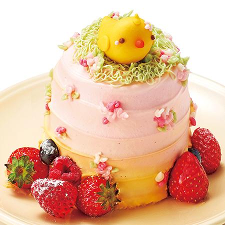 ロリオリ365 by アニバーサリーのイースターケーキ
