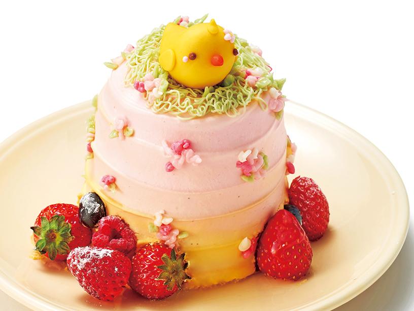 ロリオリ 365 by アニバーサリーのイースターケーキ