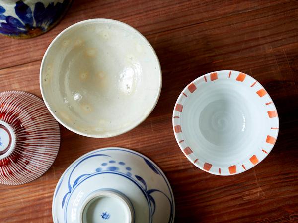 小さめの茶碗