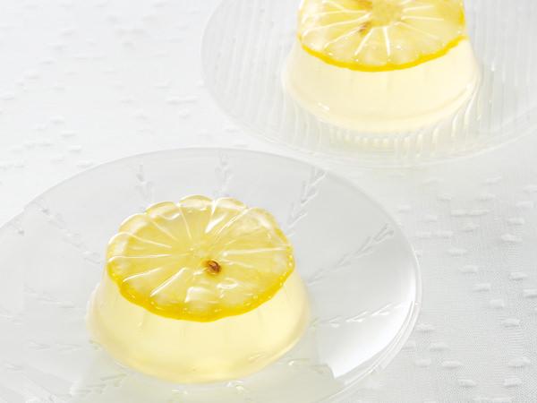 本家菊屋の水羊羹 レモン羹