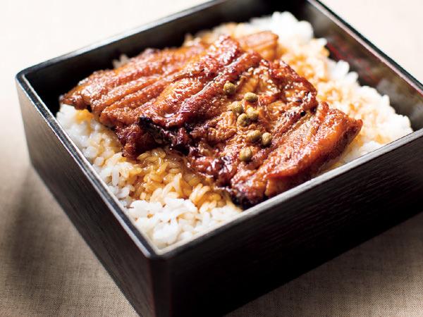 京料理 美濃吉の鰻蒲焼