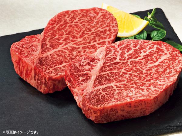 但東畜産センターの神戸牛もも肉ステーキ用