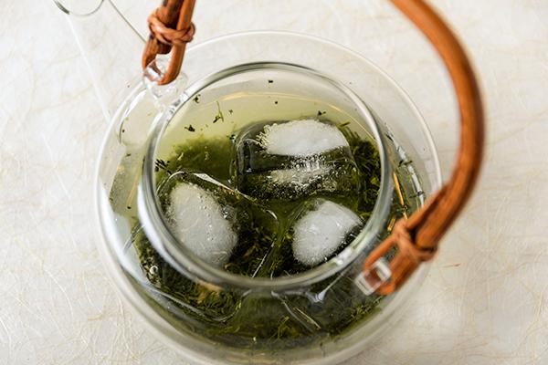 冷茶、氷出し